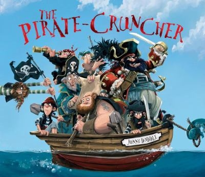 Pirate Cruncher Book Cover