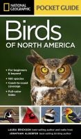 Cover of book Pocket Guide to the Birds of North America