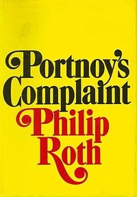 Image of Portnoy's Complaint book cover