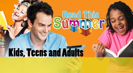 DC Public Library Read This Summer Logo