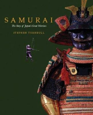 Samurai by Stephen Turnbull Book Cover