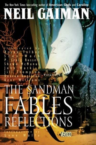 "Cover of ""Fables and Reflections"""