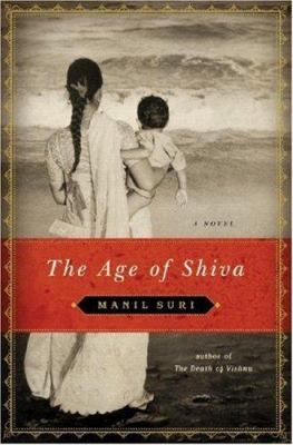 Cover art for The Ages of Vishnu by Manil suri