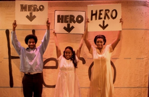 Smithsonian Discovery Theater - How old is a hero?