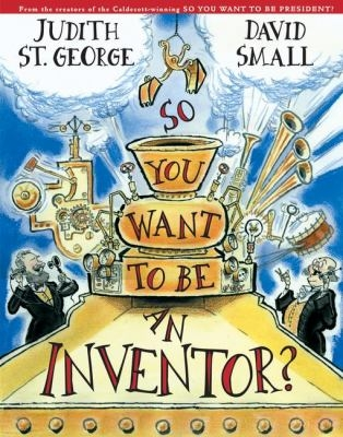 So you Want to be an Inventor book_image