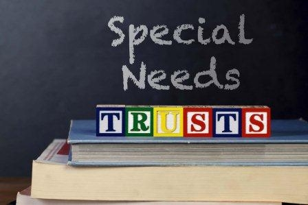 special needs trusts image