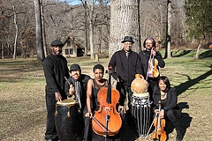Photograph of Synchronicity - musical group