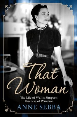 That Woman bookcover
