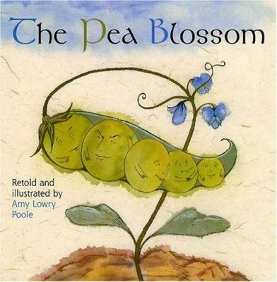 The Pea Blossom Book Cover