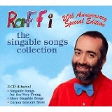 Singable Songs Collection by Raffi