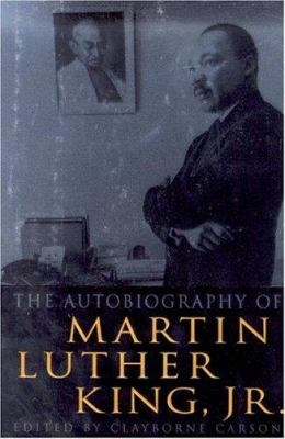 Autobiography of Martin Luther King, Jr book cover