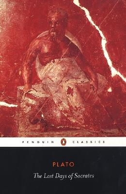Cover of the Last Days of Socrates book