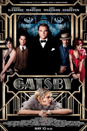 The Great Gatsby 2013 Movie Poster