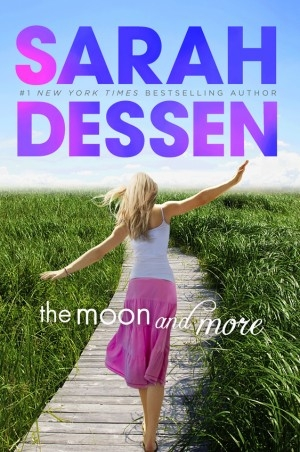 The Moon and More book cover