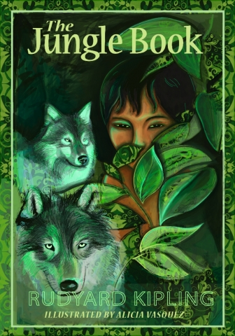"Image of ""The Jungle Book"" by Rudyard Kipling"