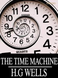 Image of book cover for The Time Machine