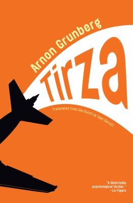 Tirza book cover art