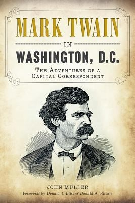 Mark Twain in DC cover
