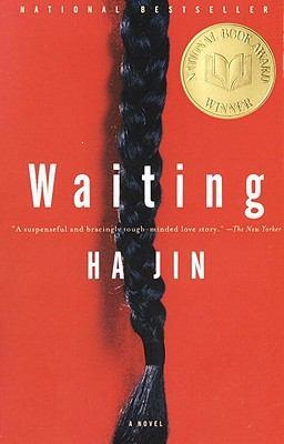 Cover image for Ha Jin's novel, Waiting