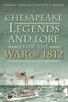 Chesapeake Legends & Lore cover
