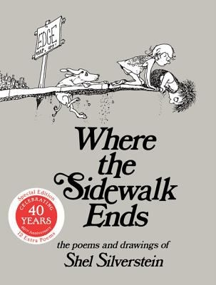 Cover of the book Where the Sidewalk Ends by Shel Silverstein