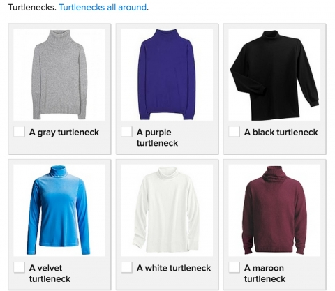 Which Turtleneck Are You?