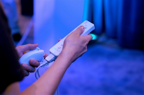 Wii Game Controllers