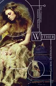 Book cover of Wither