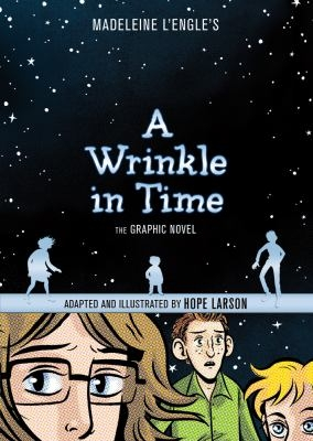 Book Cover of Wrinkle in Time