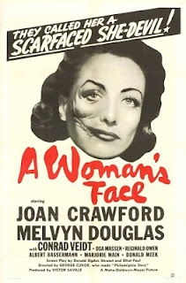 A Woman's Face Movie Poster