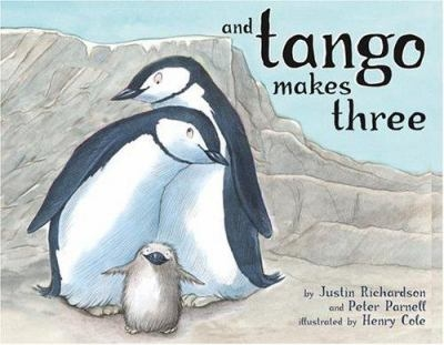 And Tango Makes Three Book Cover