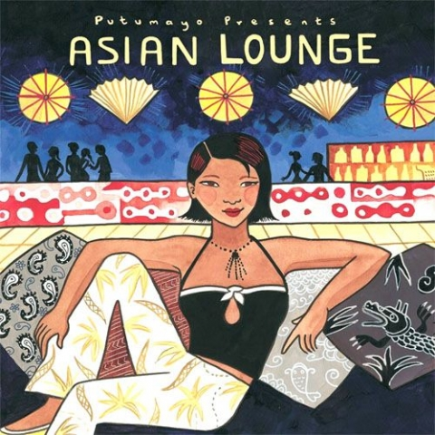 Cover Image of Asian Lounge