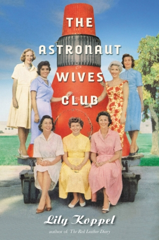 The Wives Club book cover.
