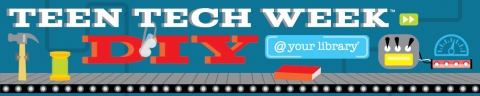 Teen Tech Week Banner