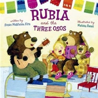 RUBIA AND THE THREE OSOS BOOK COVER