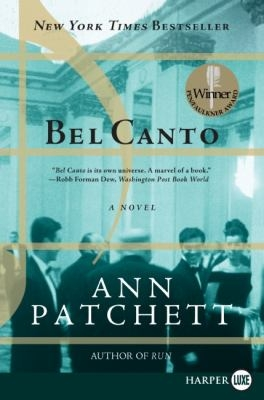Book cover of Bel Canto