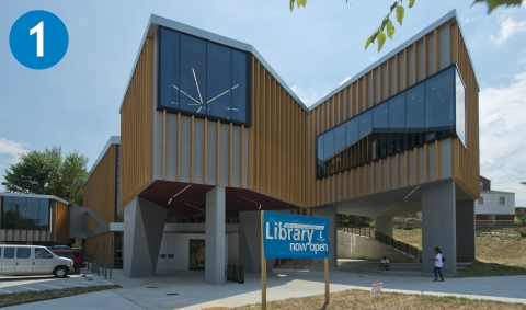 William O. Lockridge/Bellevue Neighborhood Library
