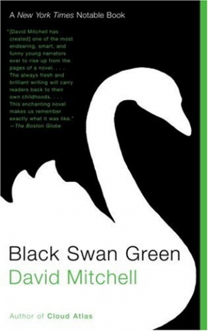Image of cover of Black Swan Green