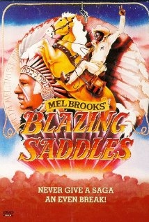 Photo of Blazing Saddles Cover