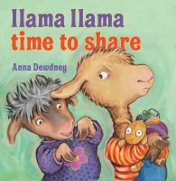 "Cover art of ""Llama, Llama Time To Share"""