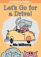 """""""Let's Go For A Drive"""" cover art"""