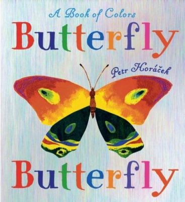 Butterfly, Butterfly book cover