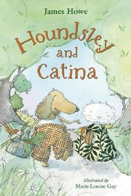 Houndsley and Catina book cover