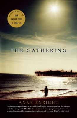 bookcover of The Gathering by Anne Enright