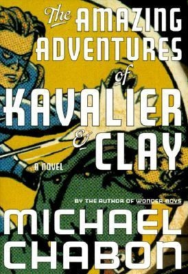 cover image of Amazing ADventure of Kavalier and Clay
