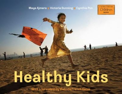 Healthy Kids Book Cover