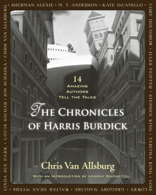 Cover of Chronicles of Harris Burdick