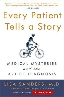 Every Patient Tells A Story Cover Art