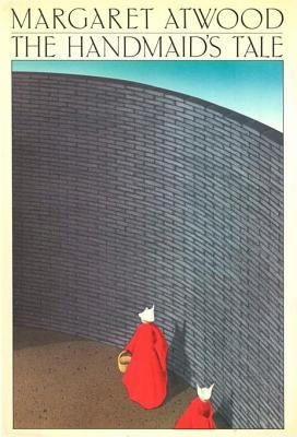 Book Cover:  The Handmaid's Tale