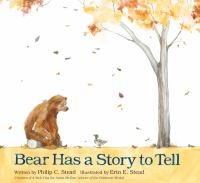 "Cover art of ""Bear Has A Story To Tell"""